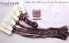 Cotton Thread / Pamut hímző | Nina's Threads