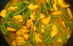 Mango Chutney Curry - Real Recipes from Mums Making Chicken Curry, Tasty Chicken Curry, Chicken Recepies, Healthy Chicken Recipes, Feel Good Food, Love Food, Enjoy Your Meal, Caribbean Recipes, Comfort Food