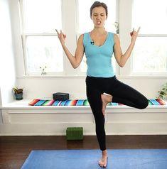 adriene mishler  yoga  pinterest  yoga mindful yoga