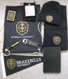 THE-MAGICIANS-SYFY-BRAKEBILLS-UNIVERSITY-PROMO-FLASK-CARDS-JOURNAL-PEN-CAP-SCARF