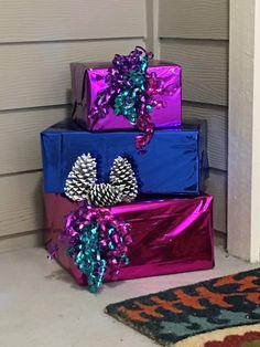 Decorativo para la puerta de entrada! Navidad