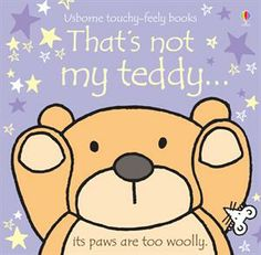 Buy That's Not My Teddy by Fiona Watt, Rachel Wells from Waterstones today! Click and Collect from your local Waterstones or get FREE UK delivery on orders over Prima Magazine, Preschool Scavenger Hunt, Good Books, My Books, Reading Books, Fiona Watt, Bright Pictures, Book People, My Baby Girl