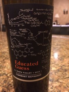 Educated Guess  Found on many local high end restaurant wine lists at about $45.  $16 at total wine. Excellent nose, full bodied cab from napa
