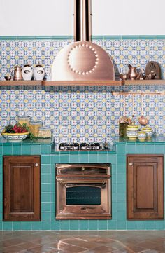 1000 images about ceramiche maioliche mosaici marmi on - Ceramiche vietri bagno ...
