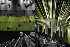 Роскошный интерьер кинотеатра Nanchang Insun International Cinema в Китае