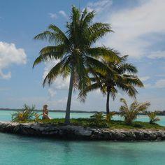 Petite île inhabitée proche de Bora Bora Bora Bora, Tahiti, Tropical, River, Instagram, Outdoor, Sustainable Tourism, Small Island, Travel Agency