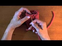 ▶ Fixing the Jog in the Circular Bind Off - YouTube