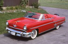 1954 Lincoln Capri convertible appreciated by Motorheads Performance www.classiccarssanantonio.com Repairs, upgrades, restoration