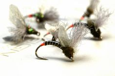 I love this Fripple 2.0 pattern. It is a great spent wing imitation of an emerger still struggling to break thru the surface film. I\'m tying up a dozen each for sizes 14 -18 (Fly Fish Food)