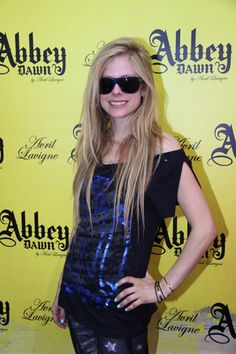 Avril- for her Abby Dawn collection