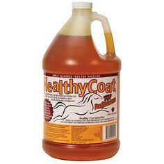 Buy 1 Gallon Healthy Coat Get 1 FREE! No limit. While supplies last. Ends 10-13-2014.  |  www.JeffersEquine.com
