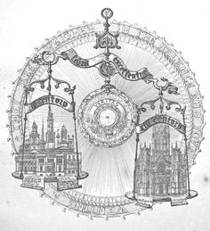 https://flic.kr/p/KQBdr | Weighed in the Balance | From Pugin's 'Contrasts' (1836).  Uploaded for  this post.