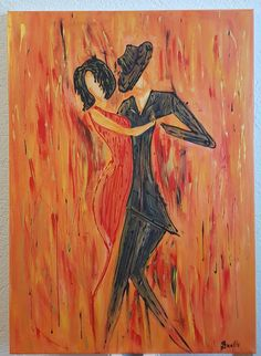 Tangolini Painting, Art, Art Background, Painting Art, Kunst, Paintings, Performing Arts, Painted Canvas, Drawings