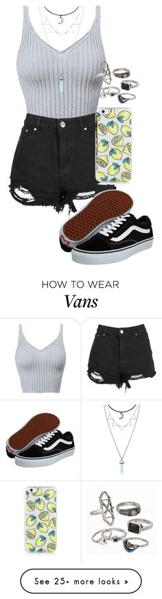 """Svega se ima."" by lava-girl on Polyvore featuring Vans and Mudd"