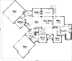 Dedlow Floor Plan