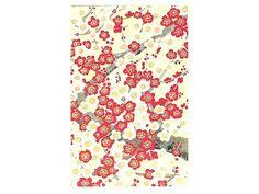 Cherry Blossom Treetops Greeting Card