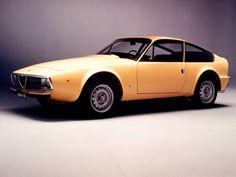 Alfa Romeo Junior Zagato GT Coupe 1300/1600 -  88/108 PS