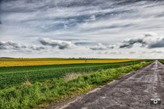Beautiful Landscape in Poland. Nature by FineArtGalleryPrints