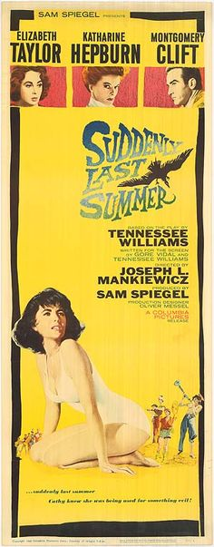 Suddeniy Last Summer (1959)