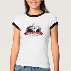 Bernie Sanders For President 2016 Spangled Banner Tee T Shirt, Hoodie Sweatshirt