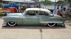 '54 Chevy Bel Air...