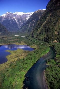 More Milford Track New Zealand