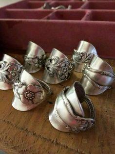 Spoon bracelets
