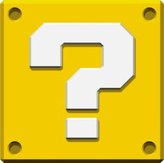 How to Draw a Question Mark Box from Nintendo's Super Mario Bros. Drawing Tutorial - How to Draw Step by Step Drawing Tutorials Super Mario Party, Bolo Super Mario, Super Mario Birthday, Mario Birthday Party, Super Mario Brothers, New Super Mario Bros, Mario Kart, Mario Y Luigi, Mario Bros Png