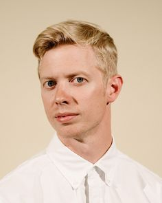 Steve Huffman is the CEO of Reddit. Photographed for NY Magazine.