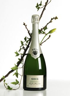 #Champagne Krug - Clos du Mesnil 1998. So gorgeous, words can't describe it. At #Krug