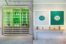 Boticana pharmacy by Marketing Jazz, Jaén   Spain store design