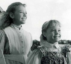 Felicity and Cecily (Road to Avonlea)