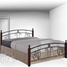 double metal bed frame for sale philippines find 2nd hand used double metal bed frame on olx home decor enthusiasts pinterest metal beds and bed - Bed Frames For Sale