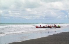 #newzealand #muriwaibeach #travel #travelphoto