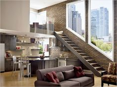 Excellent Present Day Loft Layout Tips | Interior Design inspirations and articles