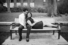Cute Couple Poses on benches | Photography Posing Tips: Sitting Edition | Photography Concentrate