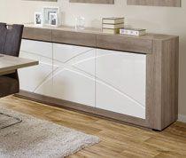 Dinning Room Cabinet, Muebles Living, Deco Design, Buffets, Credenza, Living Room Furniture, Entryway Tables, Bedroom Decor, Decorating