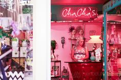 The most kitschy store - Cha cha's - Downtown mall - Charlottesville