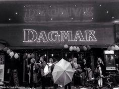 Dagmar Bio (cinema) in Copenhagen. Photo by me. #DagmarBio #Neon #Copenhagen