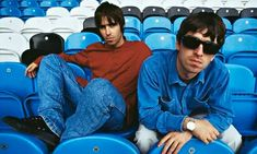 View and license Oasis Band pictures & news photos from Getty Images. Oasis Brothers, Liam Gallagher Noel Gallagher, Oasis Band, Liam And Noel, Band Pictures, Britpop, Lonely Heart, Pop Music, The Guardian