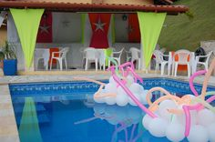 neon party referencia