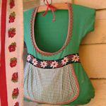 Vintage clothespin bag patterns
