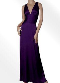 Elegant purple Sexy V-neck Evening Dress Cheap Wedding Dresses Online, Wedding Dresses 2014, Prom Dresses Online, Wedding Dress Styles, Designer Wedding Dresses, Bridesmaid Dresses, Evening Dresses, Formal Dresses, Online Dress Shopping