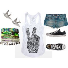 """""""Peacee"""" by autumn-wright on Polyvore"""