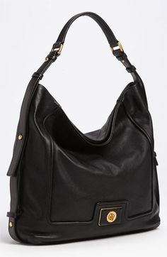 MARC BY MARC JACOBS 'Revolution' Hobo | Nordstrom. New black bag perhaps?