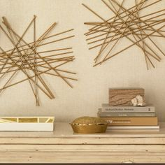 Good things come in gold! We're smitten with this new collection from Nate Berkus.