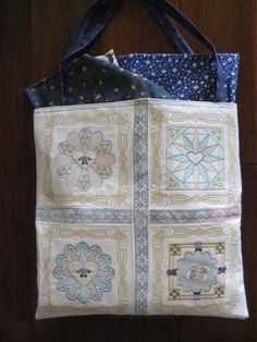 Lacy Tulip Blocks Combo - Especially For You | OregonPatchWorks