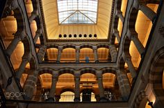 Magna Plaza - The Former Amsterdam Main Post Office, currently a shopping mall known as Magna Plaza, is a monumental building located at Nieuwezijds Voorburgwal 182, Amsterdam, Netherlands. It was built in 1895–1899 in Neo-Gothic and Neo-Renaissance style. The building has been a rijksmonument since July 9, 1974, and is part of the Top 100 Dutch heritage sites