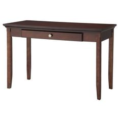 Threshold™ Avington Desk - Dark Tobacco