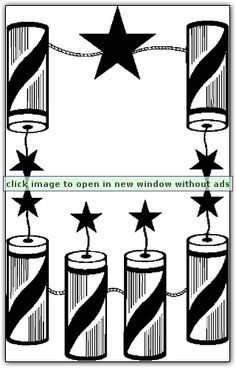 """Free coloring pages at coloringbookfun.com. Having a 4th of July party? Share the love and """"repin."""""""